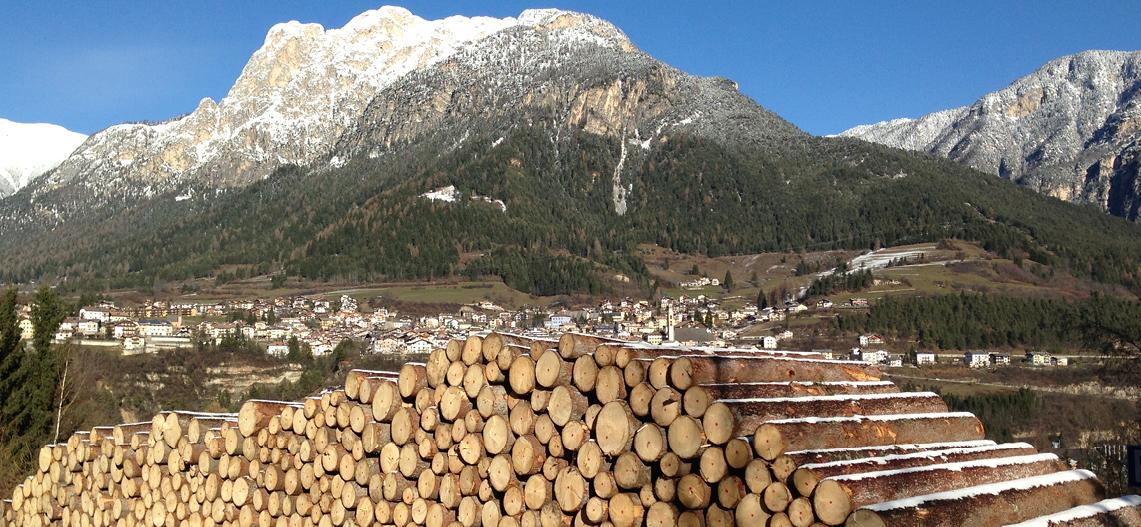 Varesco Legno Val di Fiemme Trentino